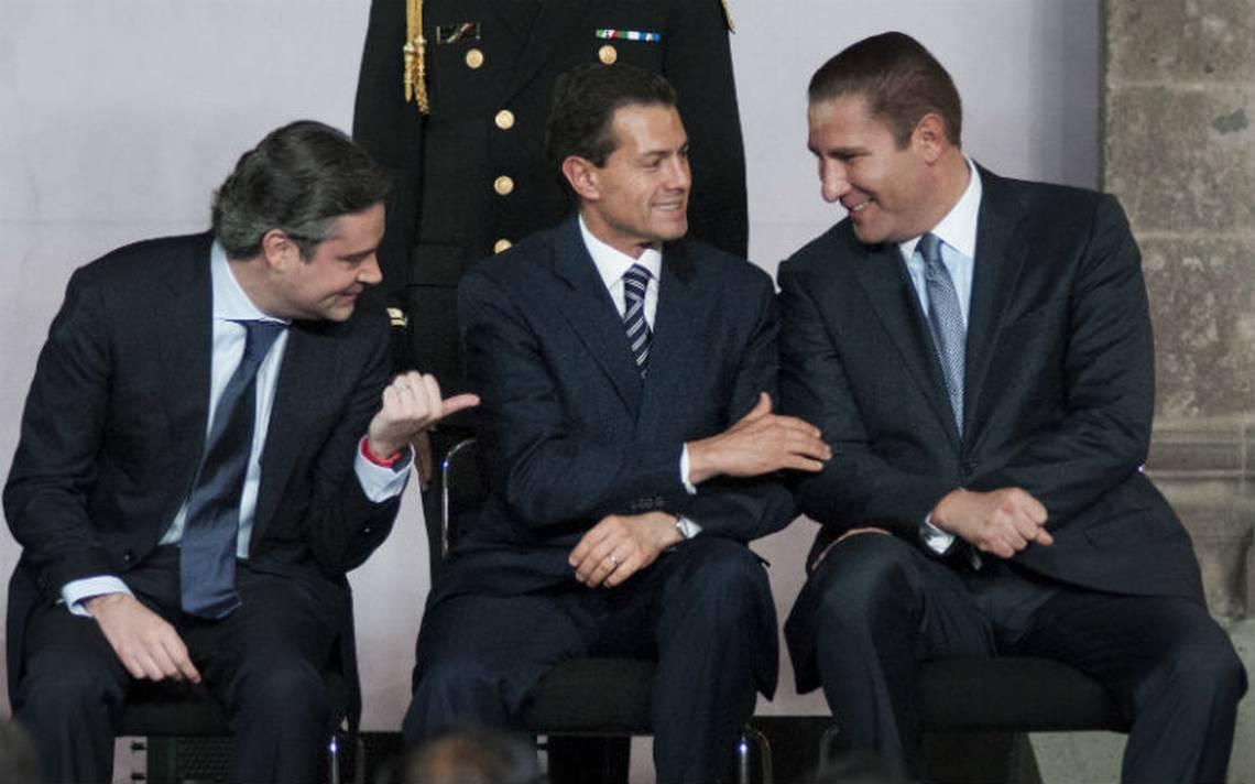 Peña Nieto y Osorio Chong fueron espiados por Moreno Valle, denuncian