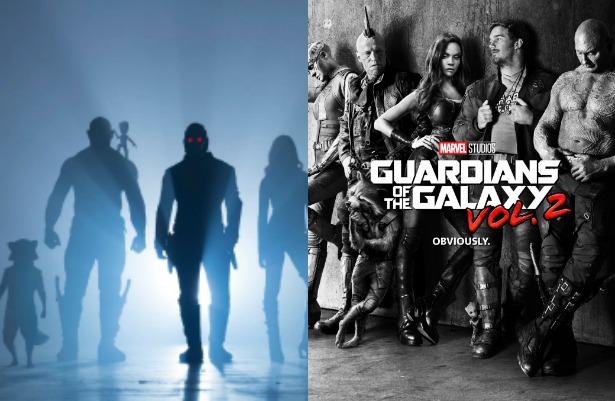 ¡Chris Patt revela segundo tráiler de Guardianes de la Galaxia Vol. 2!