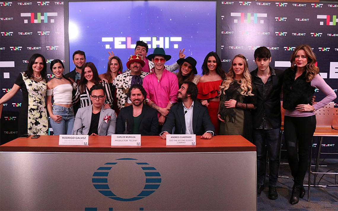 Telehit ofrece contenido original para dispositivos móviles