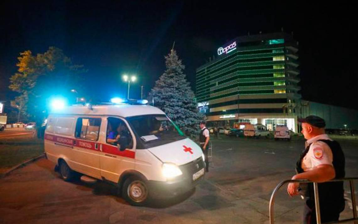 Hotel en Rostov, sede del Mundial, es evacuado presuntamente por amenaza de bomba