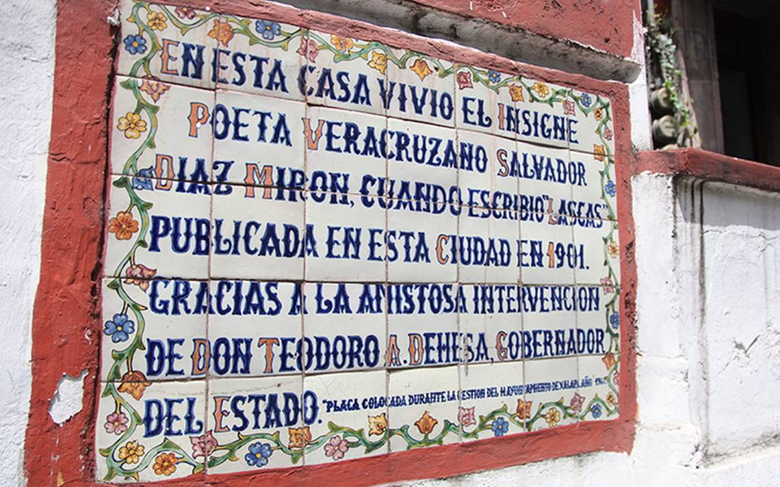 Los testigos mudos de la historia en Xalapa