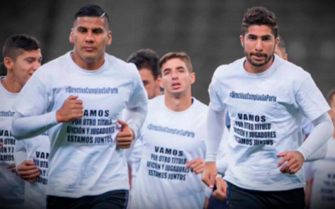 Jugadores de Chivas buscan diálogo con Jorge Vergara