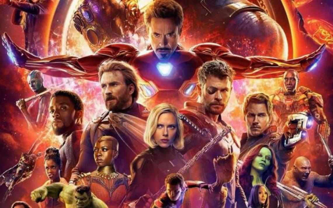 Avengers: Infinity War romper rA�cord de espectadores en MA�xico