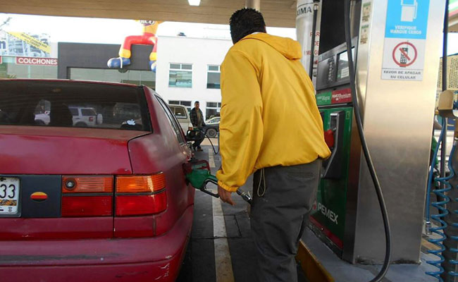 A partir del 18 de febrero precios de gasolinas se actualizarán a diario