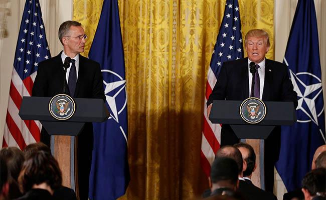 """OTAN """"ya no es obsoleta"""", reconoce Trump tras recibir su apoyo"""