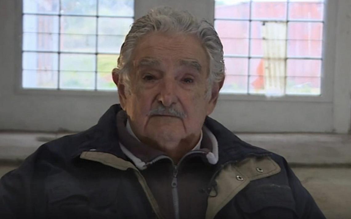 [Video] José Mujica y el emotivo mensaje que grabó para México y AMLO