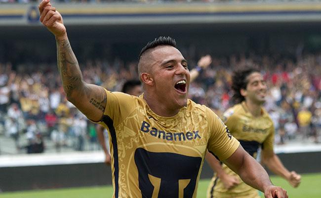 Javier Cortés encabeza lista de transferibles de Pumas