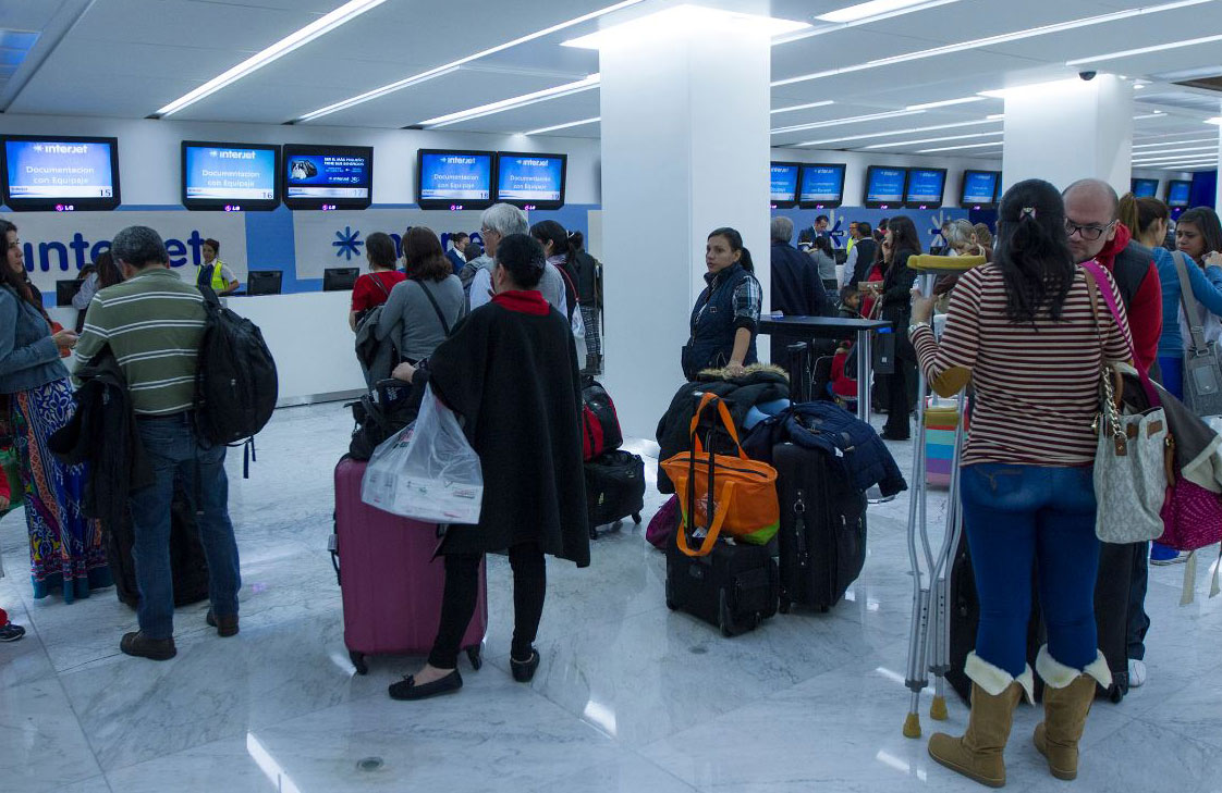 Incrementó demanda mundial  de pasajeros de avión en 2016: Asociación de Transporte Aéreo Internacional
