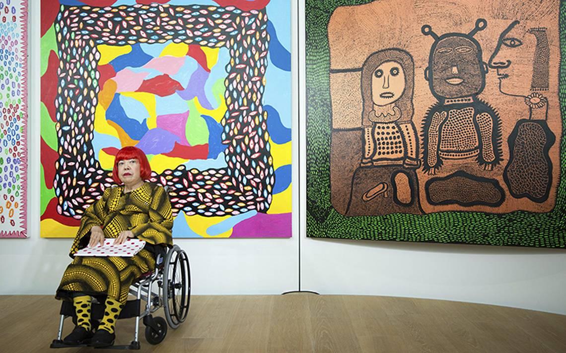 La artista japonesa, Yayoi Kusama, estrena su propio museo en Tokio