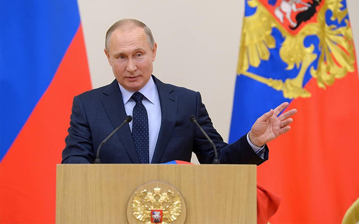 Putin pide perdón a atletas rusos por no haber podido defenderlos