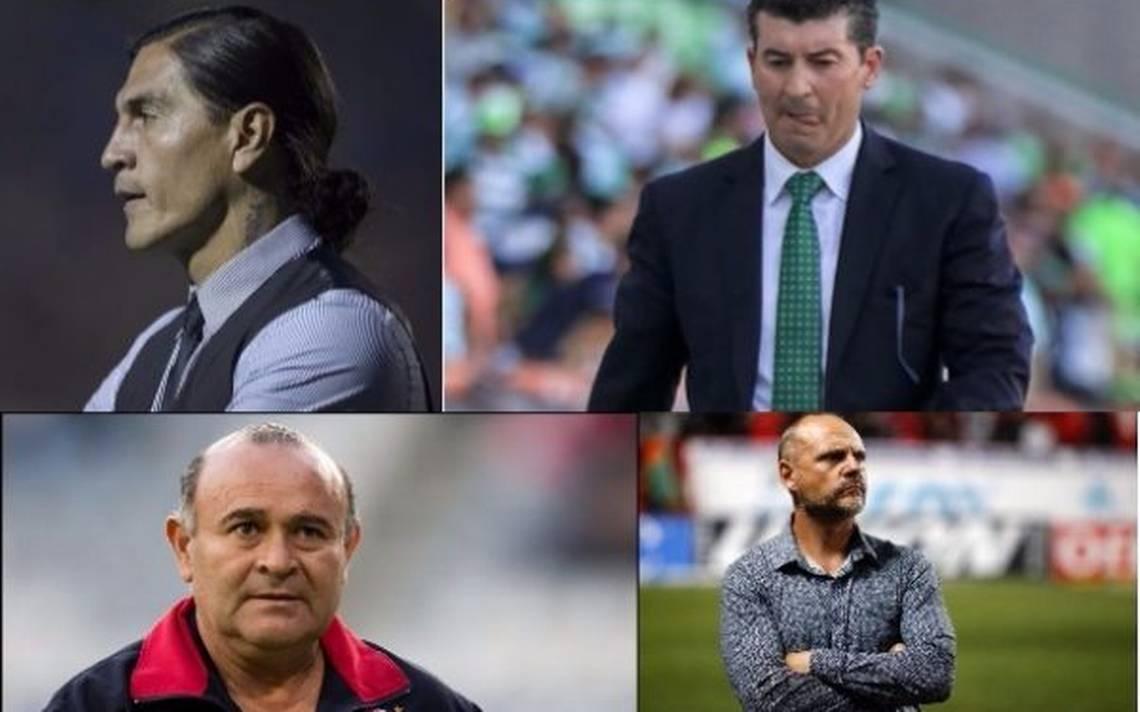 Con salida de Juan Antonio Luna, cuatro cabezas han rodado en la Liga MX