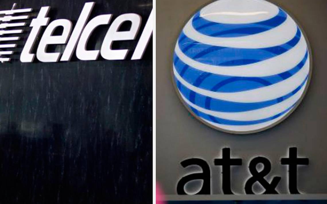 Firman convenio: Telcel prestará servicios de roaming nacional a AT&T