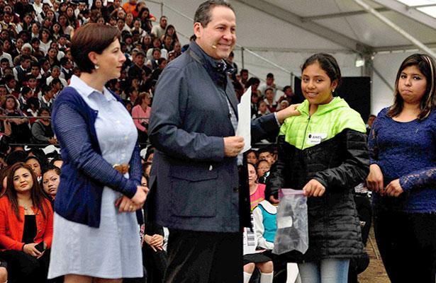Respalda Eruviel Ávila postura de la Cancillería