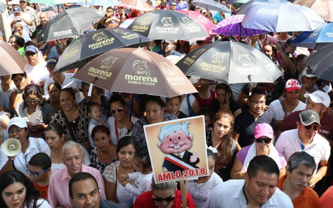 Inversionistas resignados a aceptar posible triunfo de AMLO