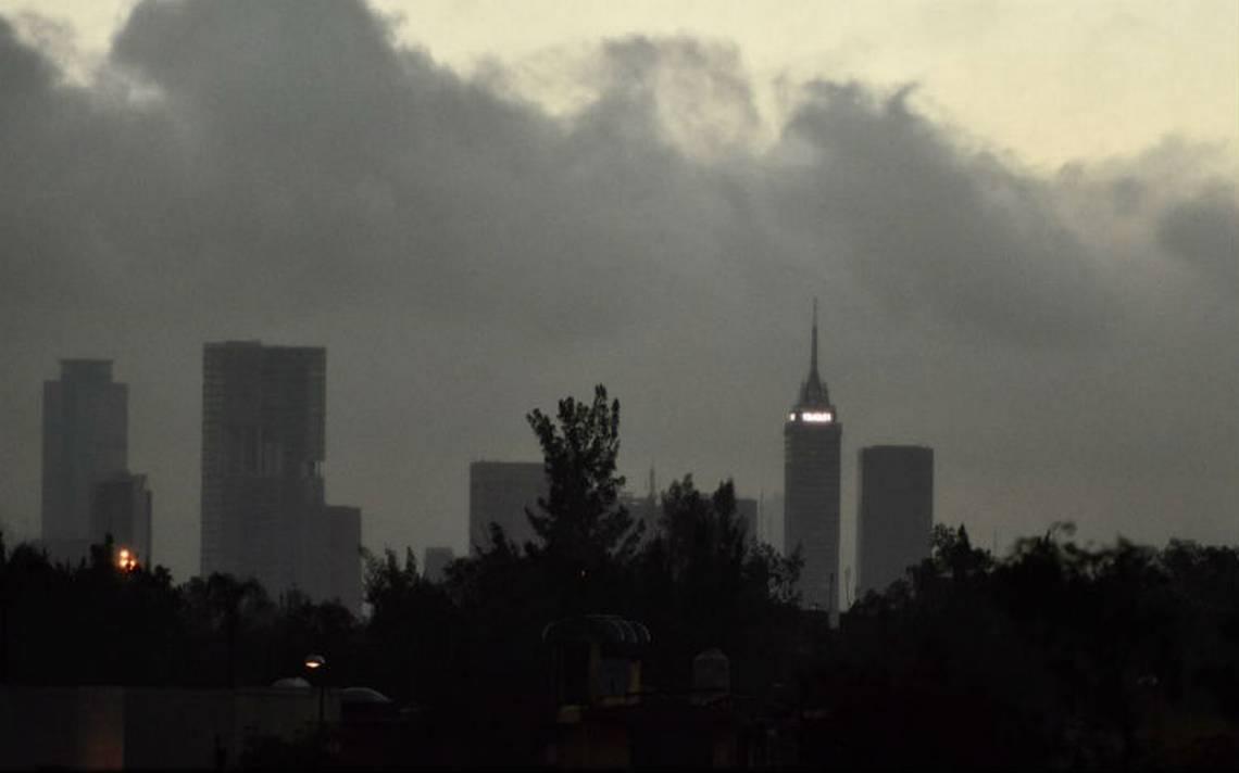 Depresión tropical 14-E favorece lluvias en gran parte del país
