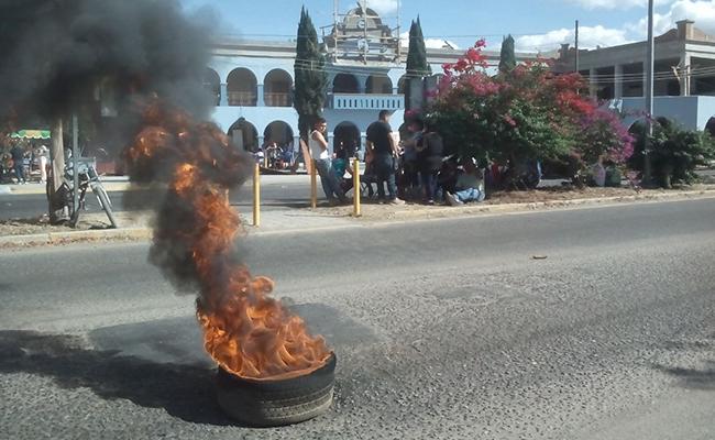 Resurge conflicto político en Ánimas Trujano, en Oaxaca