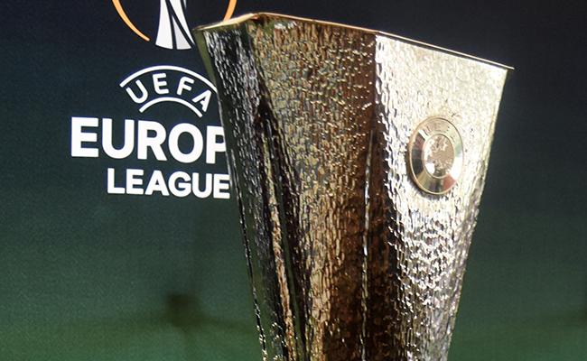¡Bienvenida a México! El trofeo de la Europa League