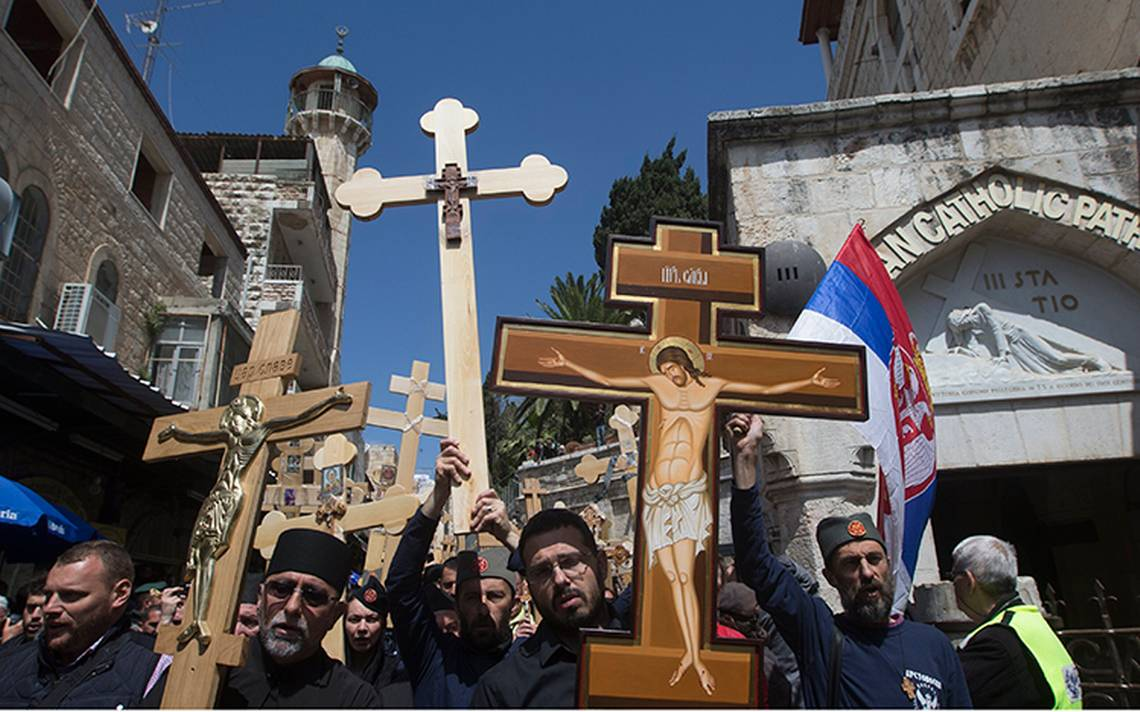 Vía Crucis: recorriendo los últimos pasos de Jesús