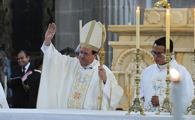 Cardenal Norberto Rivera debe presentar su renuncia el 6 de junio