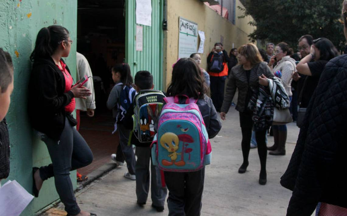 En clases, 99.9% de alumnos en estados afectados por sismos de septiembre