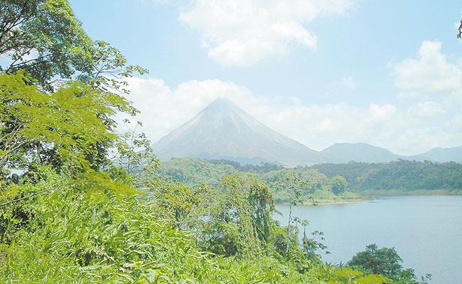 Una aventura por Costa Rica, el jardín del mundo