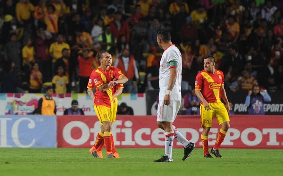 Morelia y Toluca empatan en los cuartos de final de la Liga MX