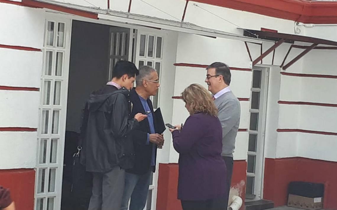 Reunión con Mike Pompeo es un mero acercamiento, no es oficial: Ebrard