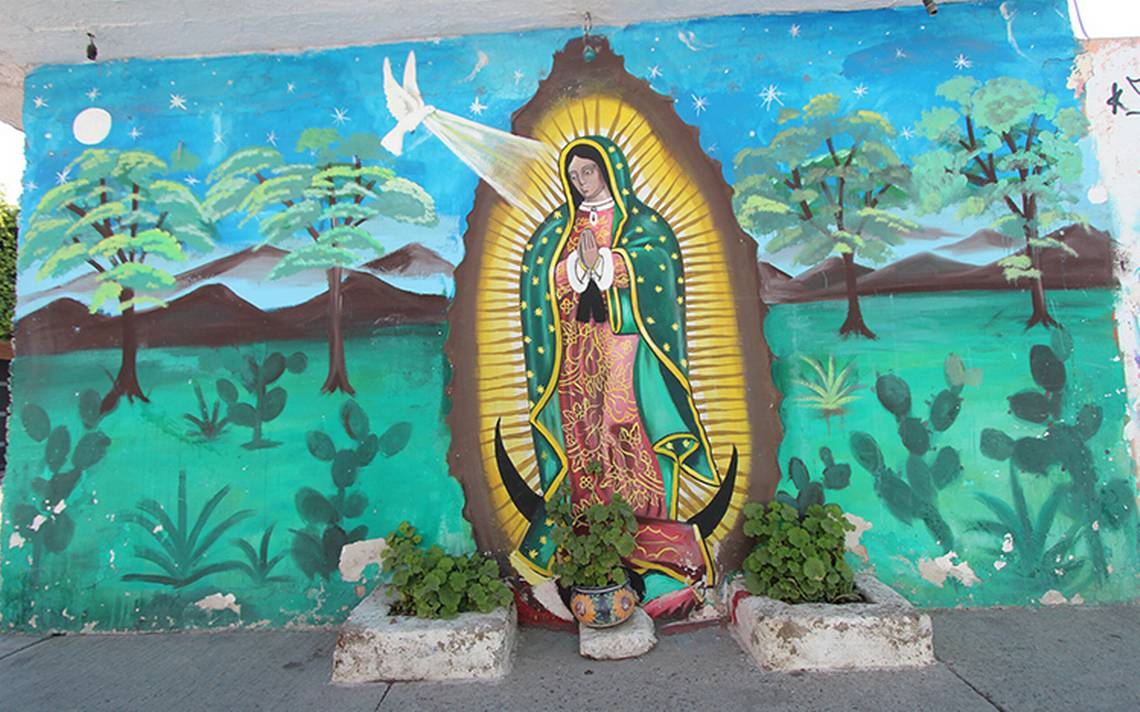 Arte urbano guadalupano