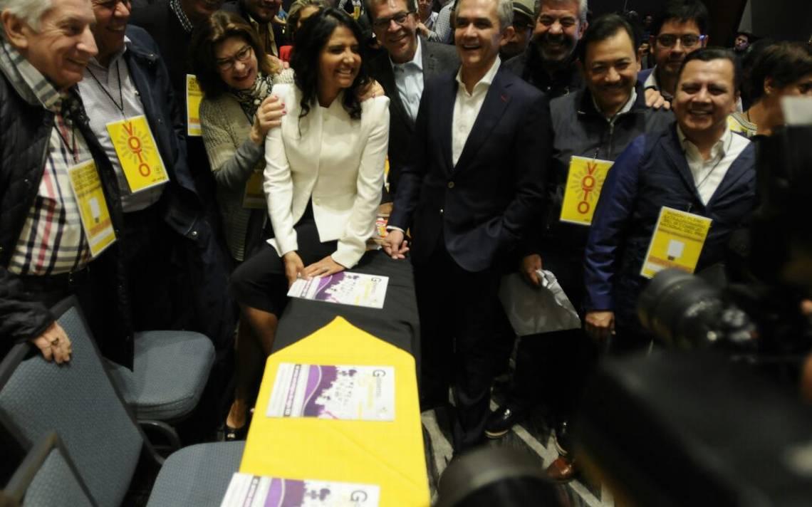 PRD aprueba ir en frente amplio para elección presidencial