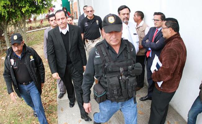 Detienen a extitular de Seguridad Pública en Veracruz