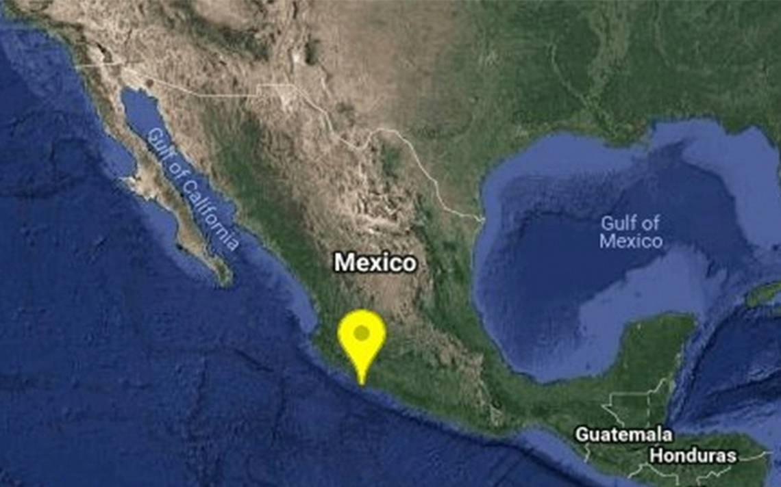 Madrugada de sismos en Michoacán y Chiapas