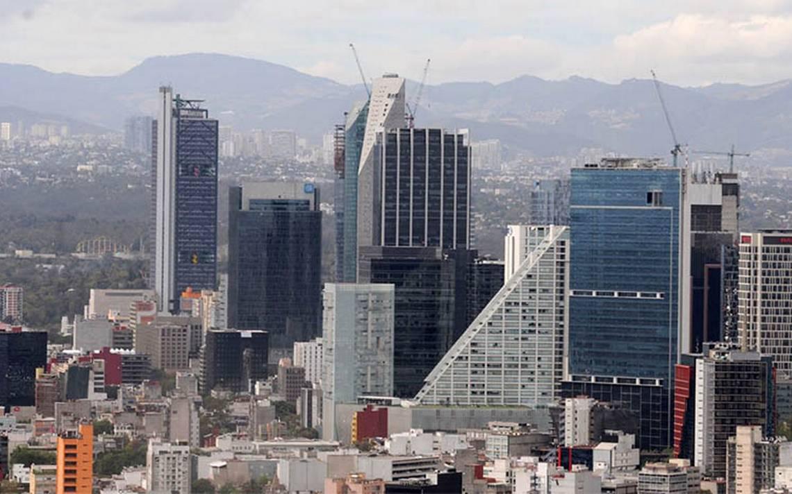 Reportan dos inversiones térmicas en la Ciudad de México