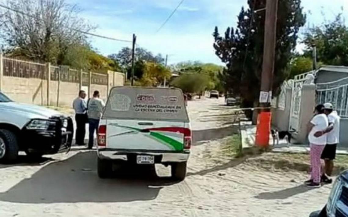 Pánico en jardín de niños tras ejecución de dos personas