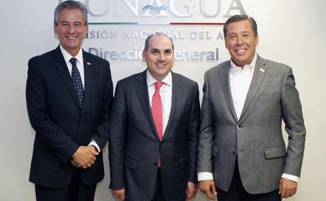 Analizan obras hidráulicas que se desarrollan en Guanajuato
