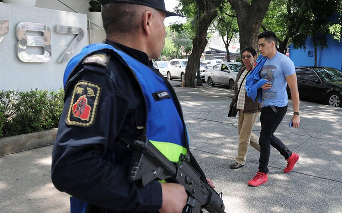 Azota crimen e inseguridad a vecinos de la colonia Narvarte