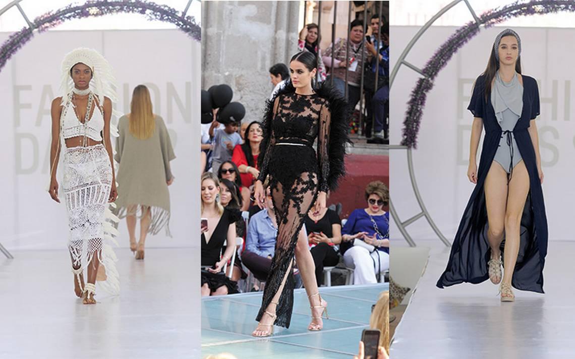 Cierra con A�xito la cuarta ediciA?n del Fashion Days 2018