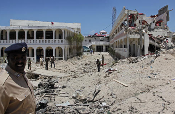EU dirigió ataque aéreo contra Al Shabab en Somalia: Pentágono