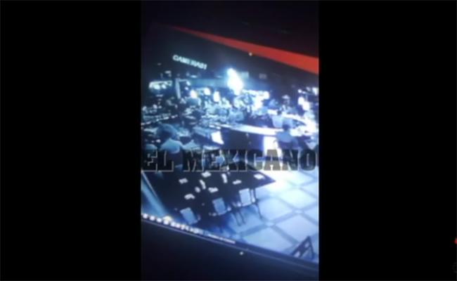 Muestran video de triple ejecución en bar de Cd. Juárez
