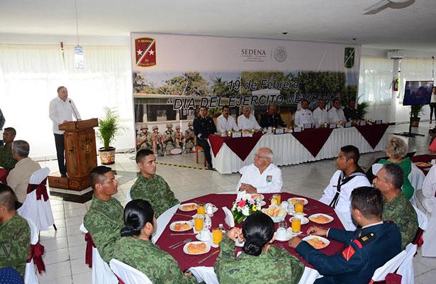 Garantizada la seguridad en la región sur de Campeche