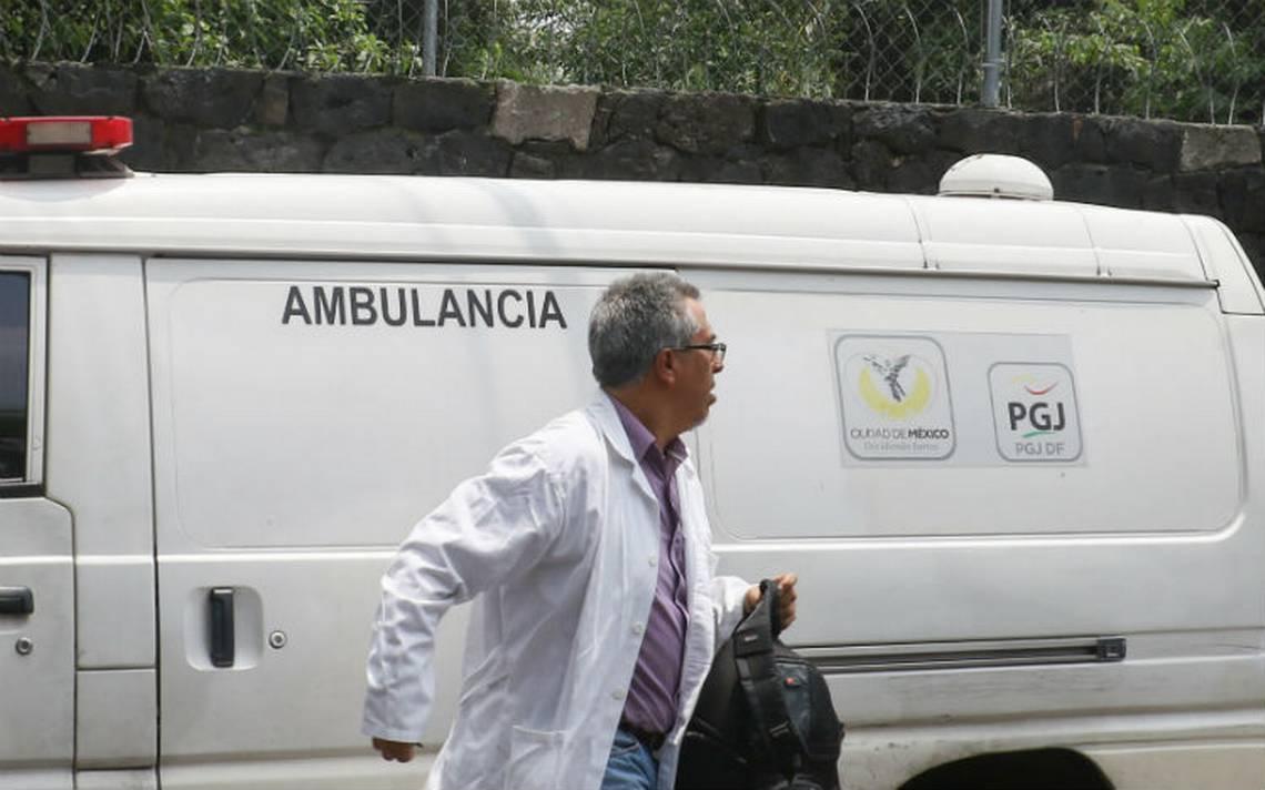 Abuelito muere de miedo al ser asaltado en su casa en Coyoacán