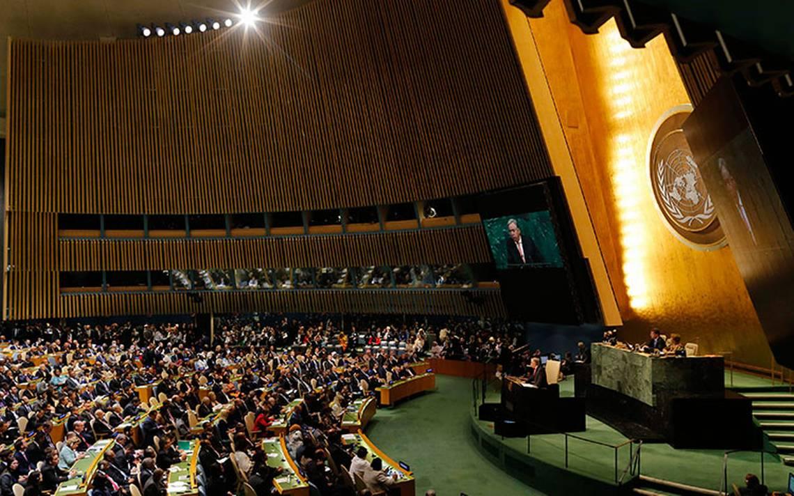 """""""Nuestro mundo está en problemas"""", afirma Guterres al abrir Asamblea de la ONU"""