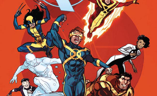 """Marvel Comics busca mexicanos para  """"All New X-Men"""""""