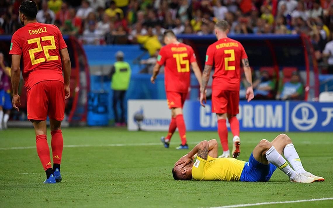 ¡Adiós Brasil! Bélgica avanza a semifinales con un 2-1