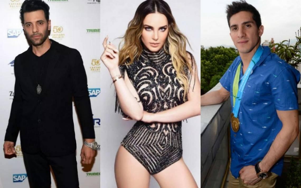 Belinda ignora a Criss Angel y Rommel Pacheco; prefiere ayudar a damnificados