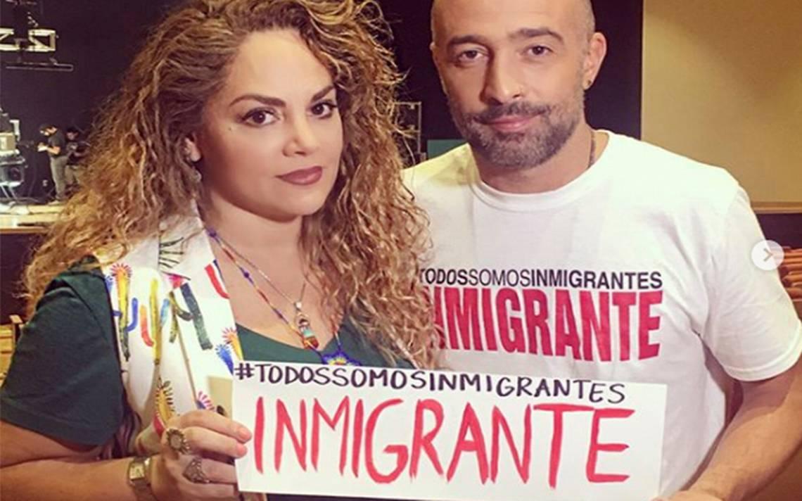 Mario Domm, vocalista de Camila, compone canción en pro de los inmigrantes