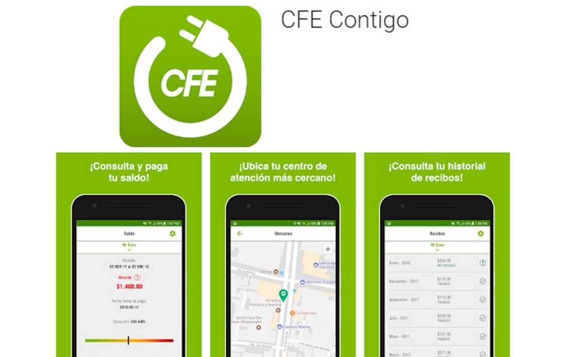 CFE se actualiza: lanza app para mejorar eficiencia en pagos y atención a clientes