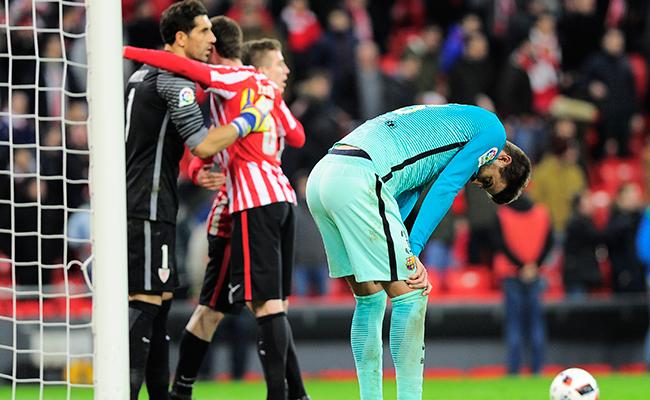 Barcelona recibe al Athletic