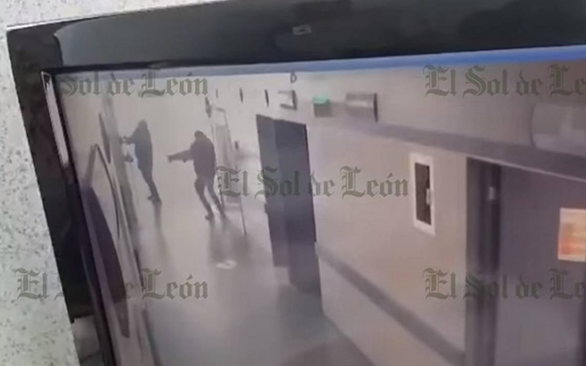 Pánico, gritos y balazos: así remataron a hombre en hospital de Guanajuato