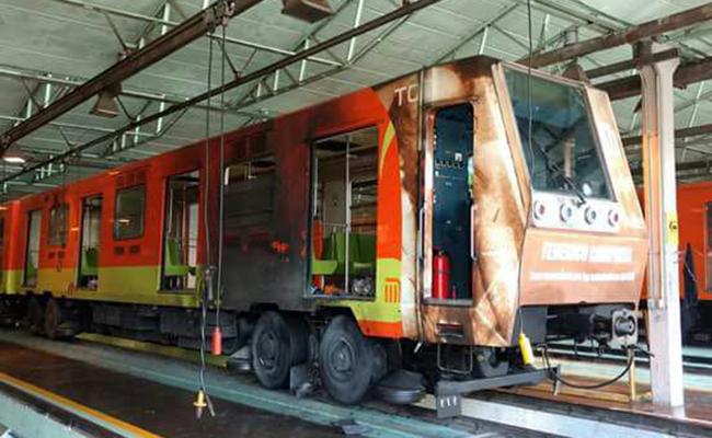 Vagón del metro que sufrió cortocircuito, llevaba ¡32 años sin revisión!