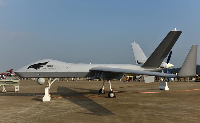 Con éxito China prueba su nuevo avión no tripulado de reconocimiento y ataque